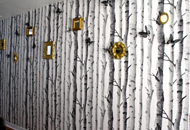 Enchanted Forest Wall